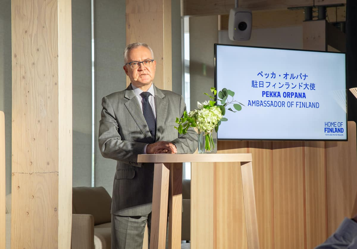 Ambassador Pekka Orpana